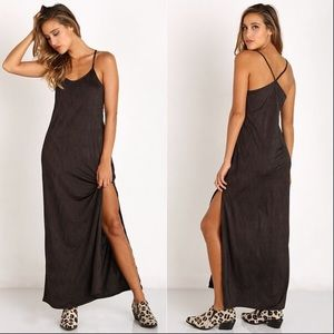 Intimately Free People She Moves Maxi Slip Dress